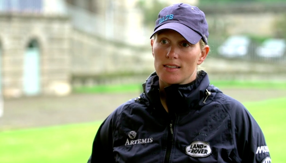 ZaraPhillips - Zara Phillips talks about her selection for Alltech FEI World Equestrian Games 2014