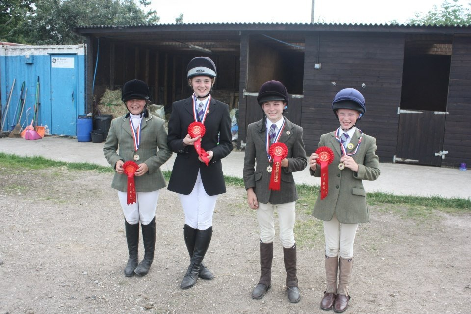 Ackworth4 - Area 4 Show Jumping & Dressage