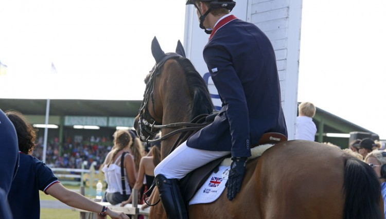 Spencer Roe 750x426 - British Showjumper Spencer Roe Receives Sponsorship from Pegasus Health