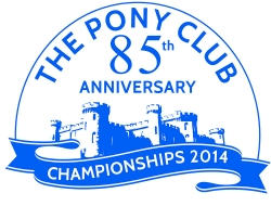 Pony Club Champs 2014 - Sunshine, Showers and Success at The Weatherbys Private Banking Pony Club Championships 2014