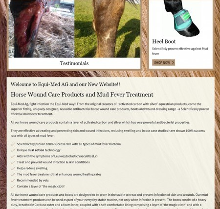 EquiMed AG New website e1410533819289 450x426 - New Website for Equi-Med Ag
