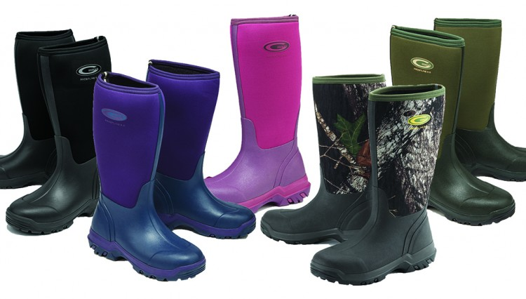 Frostline Range small 750x426 - No More Frosty Feet with the Frostline Boots from Grub's