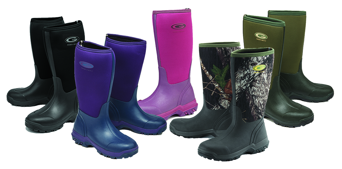 Frostline Range small - No More Frosty Feet with the Frostline Boots from Grub's