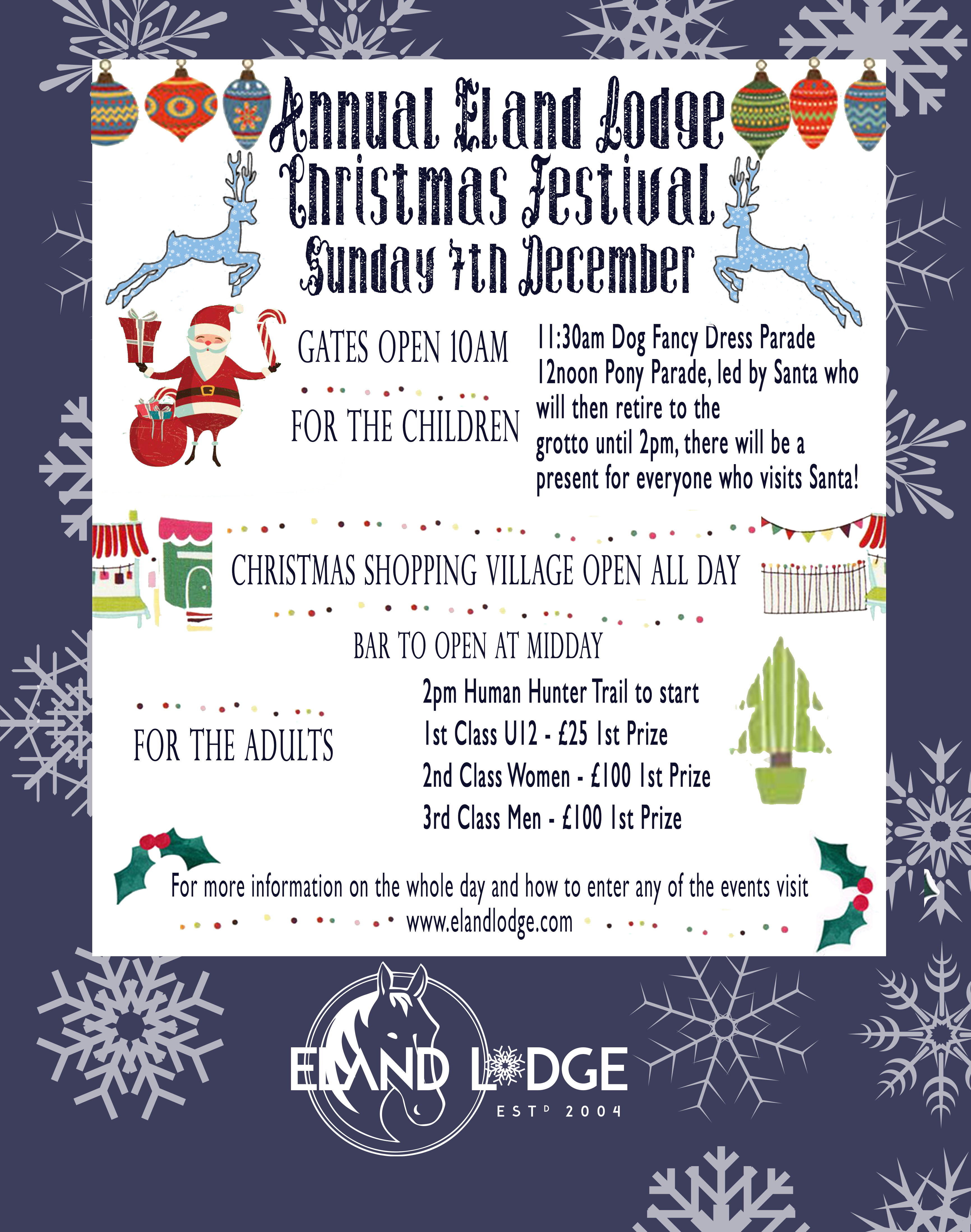ElandLodgeChristmasFlyer - Winter at Eland Lodge