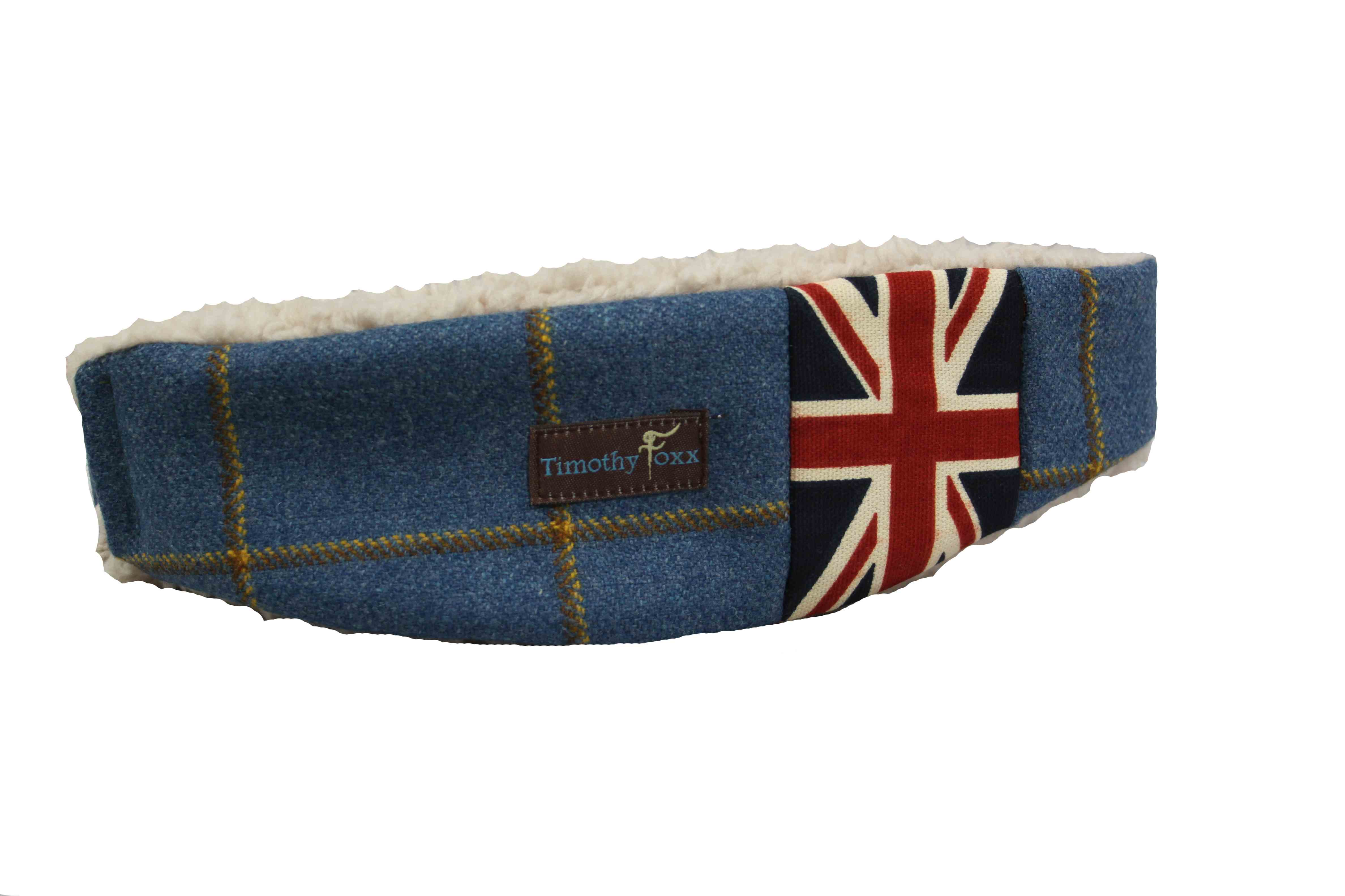 New Foxglove Union Jack Earwarmer emailer - Winter Warmth With Style! From Timothy Foxx