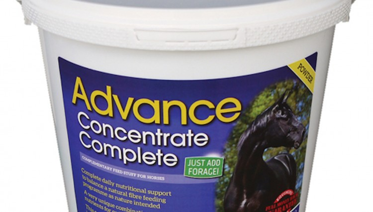 advance powder 4kg 750x426 - Take the Equimins Advance Challenge!