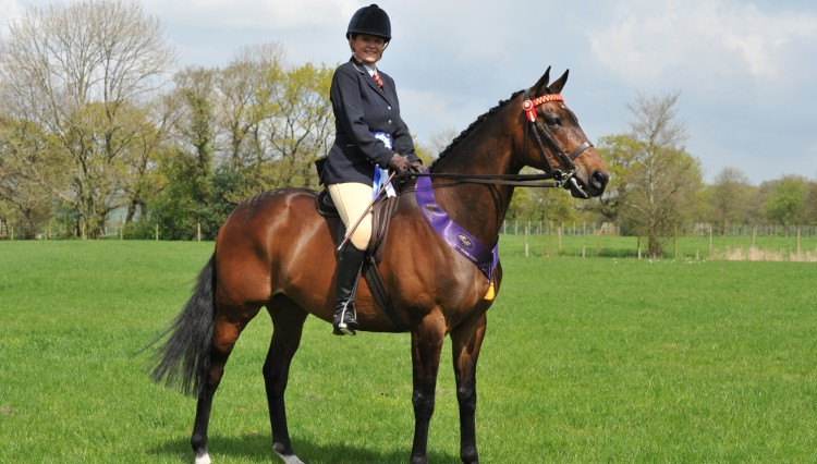1st RHH AND 2nd Racehorse S Heywood on Inglebey Hill Credit SMR Potos 750x426 - Search for a Star Qualifier at Osbaldeston on 12th April