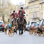 "Farmers Bloodhounds - The Farmers Bloodhounds End Of Season Charity Meet In Aid Of ""Help For Heroes"" March 15 2015"