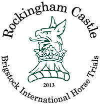 Rockingham Castle Logo - New Arena Events at Rockingham International Horse Trials