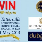 Tattersalls comp image 150x150 - Horsezone.co.uk launch competition to win all-inclusive VIP weekend trip to Tattersalls