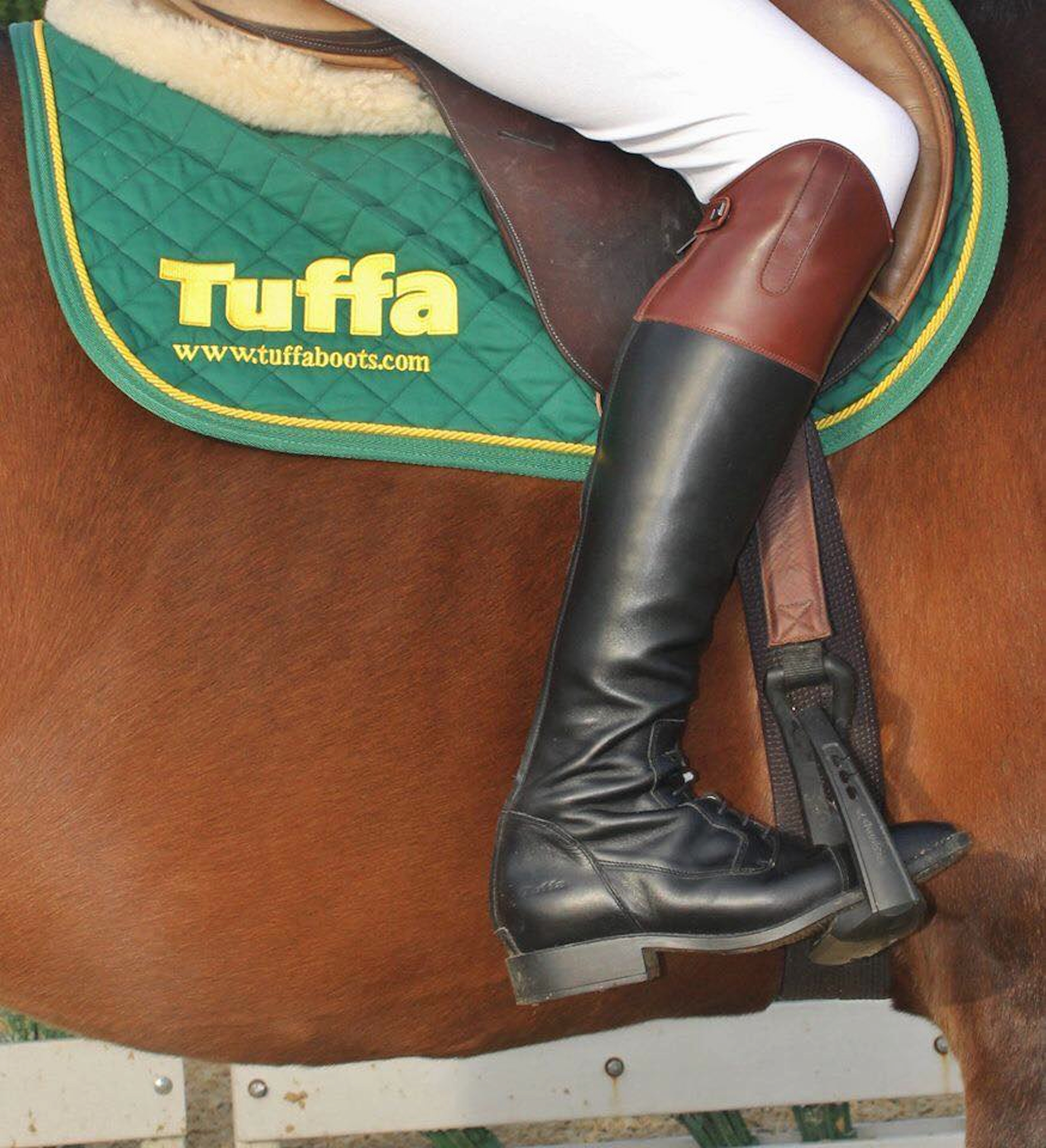 Tim Stockdale Boot2 - Tuffa Footwear launches new made to measure boots