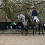 William Whitaker and Oliver Townend