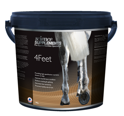 hoof image 2 science supplements - 4Feet for Hoof Care with Science Supplements