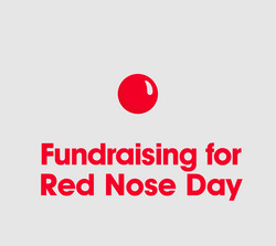 red nose day logo - #rednOASBY is upon us and we are gearing up for a great one!