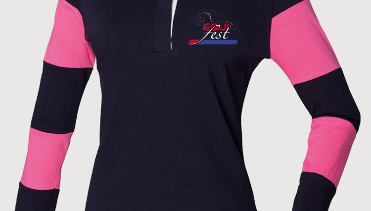 Equifest FR103 Navy Navy BrightPink 750x426 - Equifest Launch Official Clothing Range
