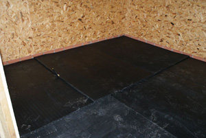 fairfield sales stable matting 2 1 - Reducing Joint and Knee Complaints with Rubber Stable Matting from Fairfield Supplies