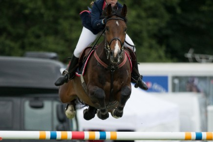 Teenage rider wins coveted finals at Hickstead