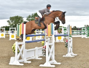 Morgan Kent & Furioso - Arena UK (Credit Equipics.co.uk)1