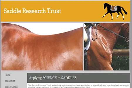 saddle research trust1 - Saddle Research Trust Conference review published in major equine vet journal