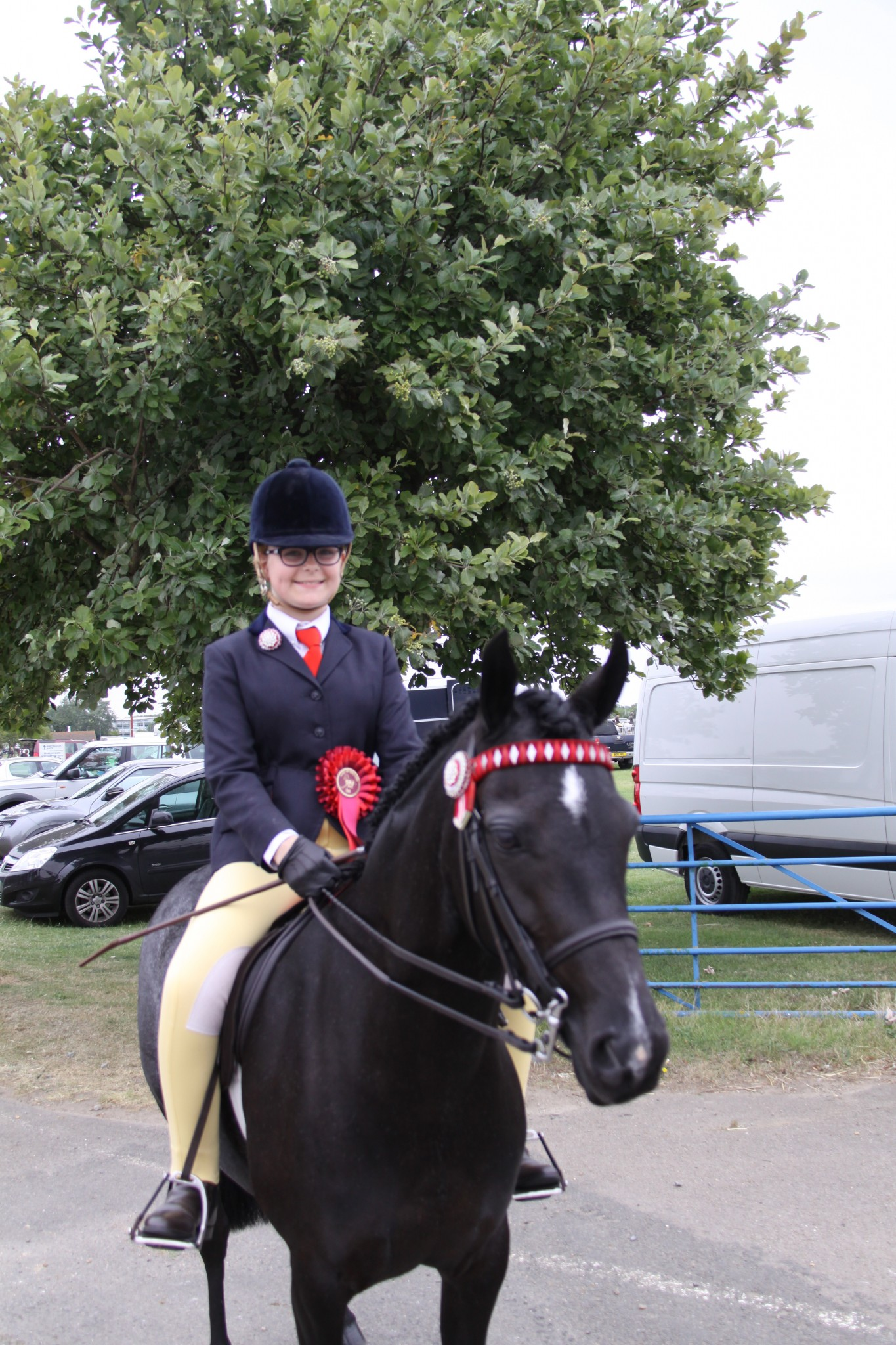 Olivia and Maude - Olivia and Maude – Equifest Winners!