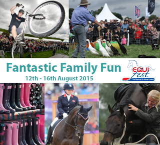 fun5 320x291 - A fantastic day out for all the family at Equifest