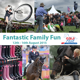 fun5 - A fantastic day out for all the family at Equifest