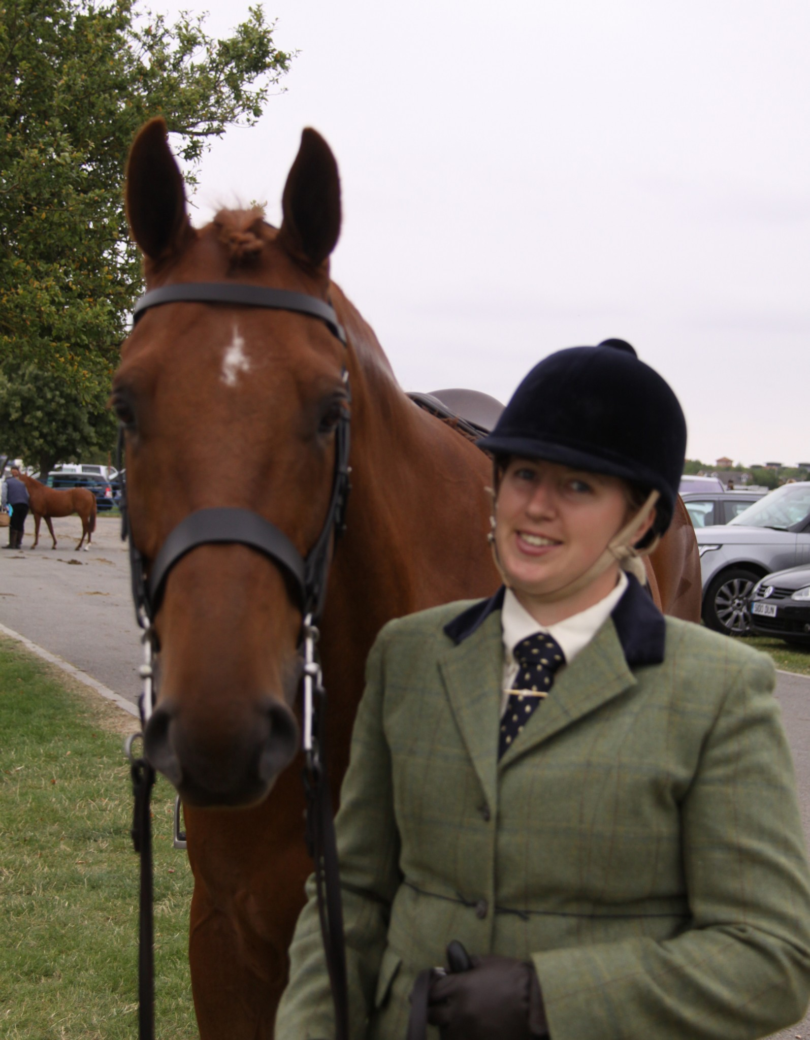 louise jones - A Magic Moment for Louise at Equifest