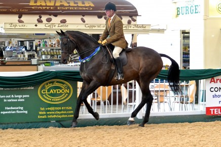 Showing Success and Talent at inaugural RoR National Championship Show
