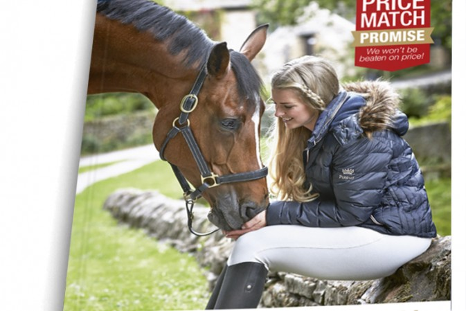 Horse and Owner Ride Away as Autumn Cover Stars