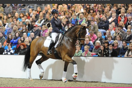 Have you got your ticket yet to the UK's largest equine shopping event – Your Horse Live?