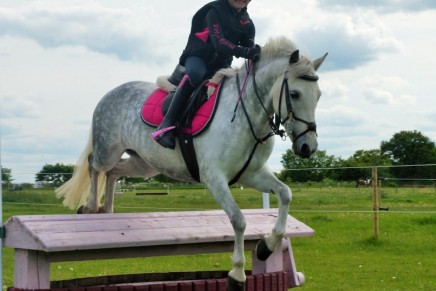 robyn Medium 436x291 - Tiny Lincolnshire rider chosen from hundreds
