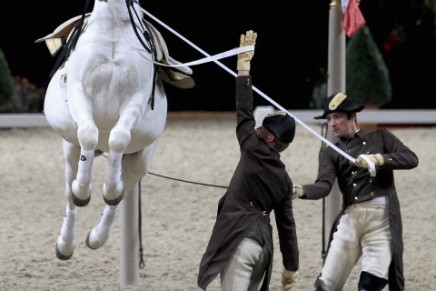 Spanish Riding School image Small 436x291 - The Spanish Riding School Of Vienna Announces 450th Anniversary Tour