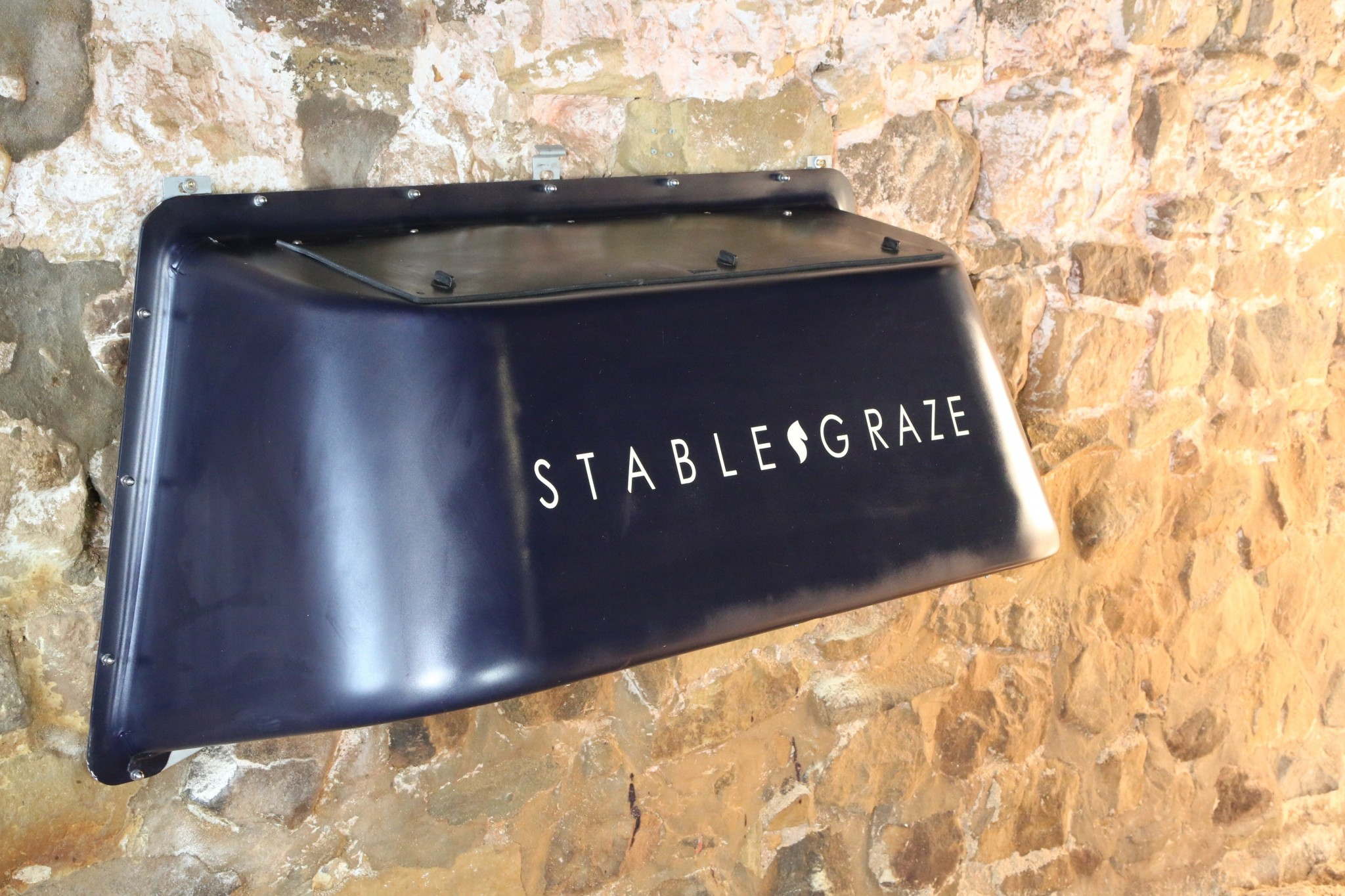 Stablegraze1 - Stablegraze is launched at BETA International