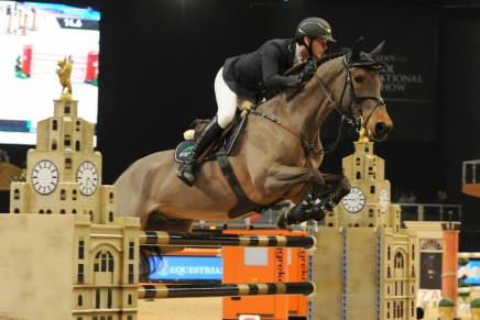 billy 436x291 - Sunday Best from Equestrian.com Liverpool International Horse Show