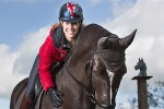 Olympic Gold Medallist Dressage Star Signs Modelling Contract