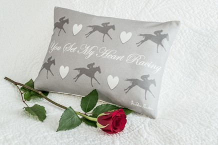 Freddie Parker You Set My Heart Racing Cushion 436x291 - Fall In Love With Freddie!