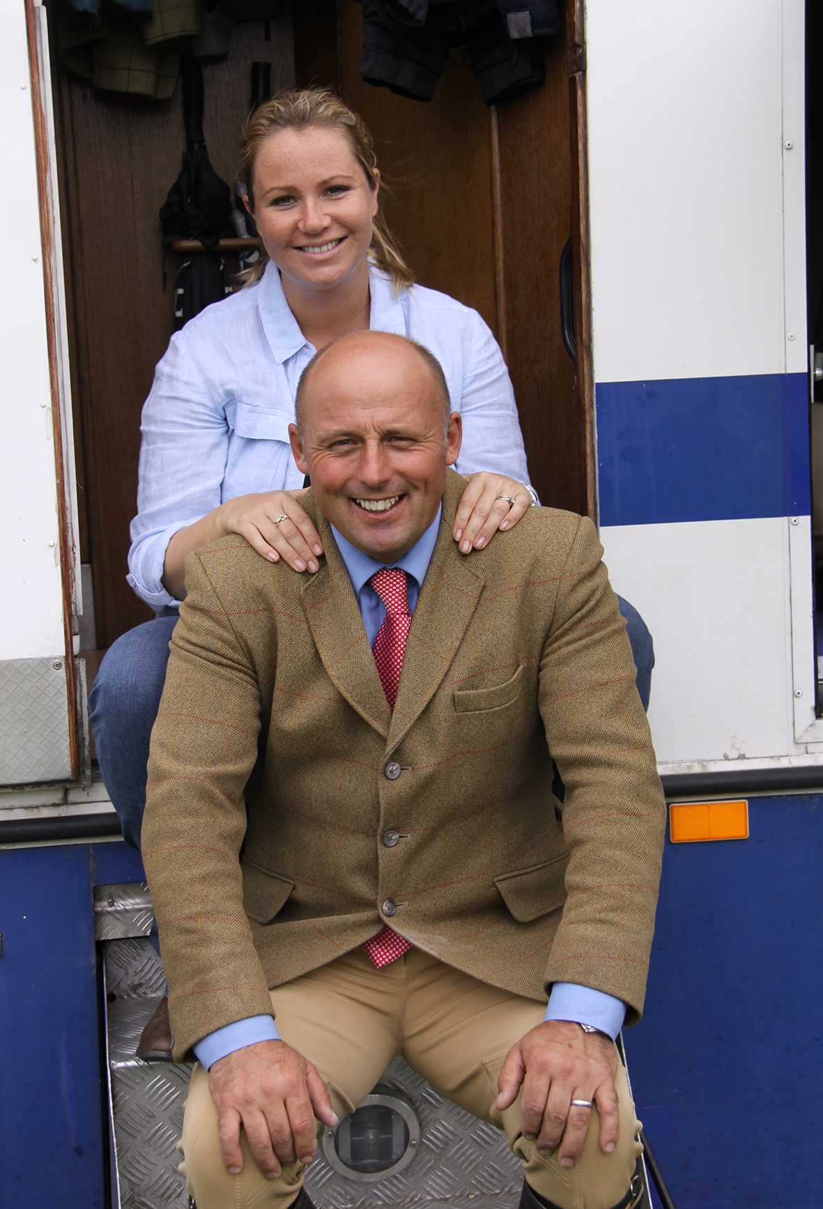 Simon and Nat 003 - Simon and Natalie Reynolds Join Black Country Saddles Team