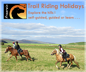 Trail Riding Holidays - freerein