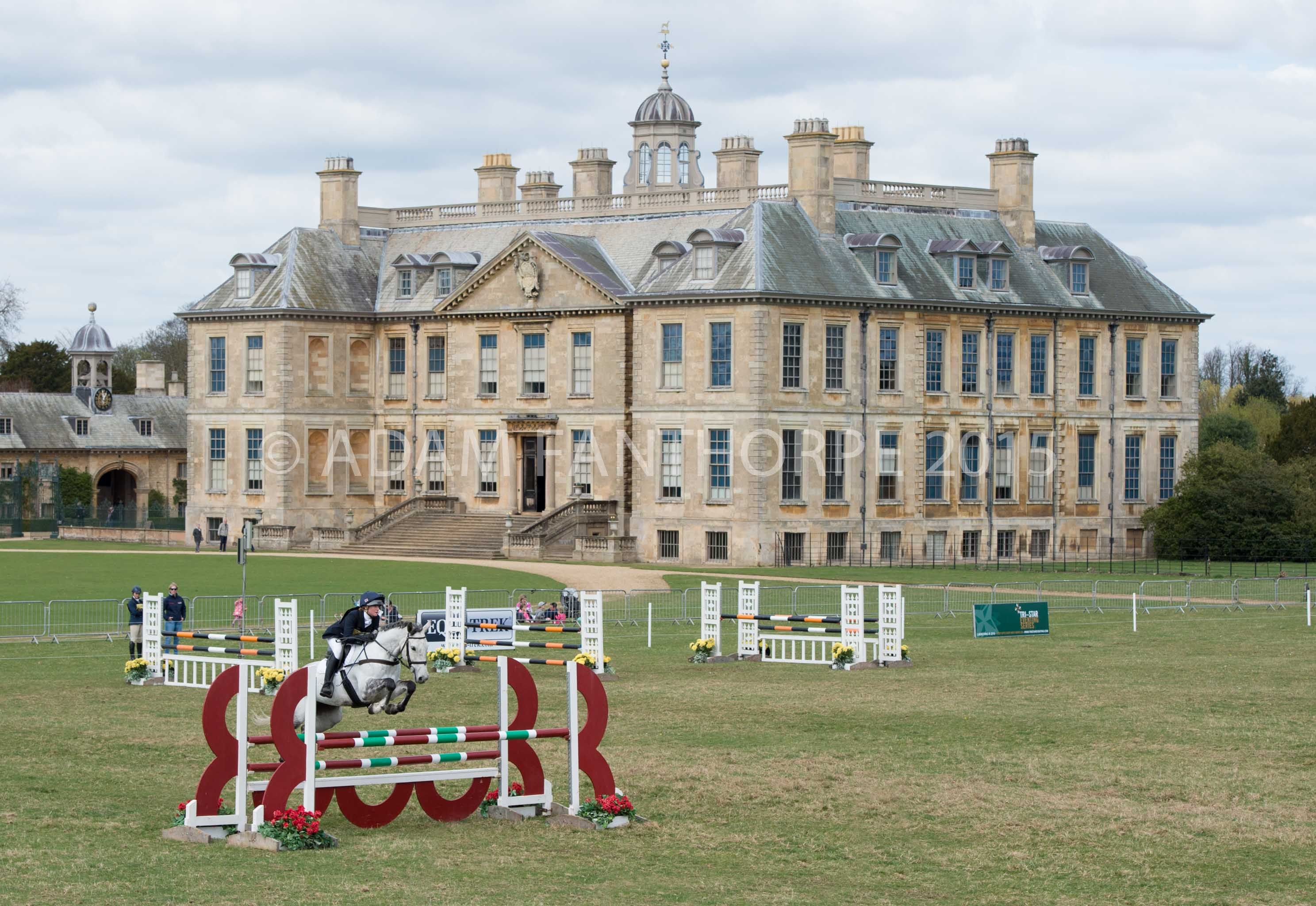 Belton2 - More than just a first class Olympic Field at Belton International Horse Trials…