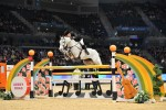 Liverpool, United Kingdom - 2016 January 1: during CSI4* - 1,40 competition at CSI4* Liverpool International  Horse Show  at Echo Arena. (photo: © Herve Bonnaud)