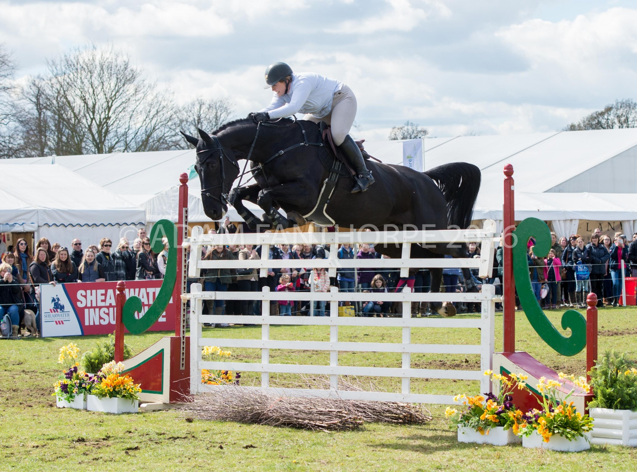 Belton Gate Jumping - From snow to glorious sunshine, 2016's Belton had it all…