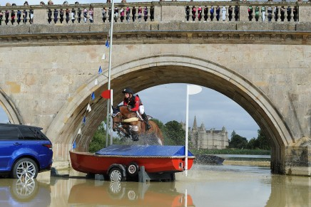 Land Rover Burghley Horse Trials: 2016 Box Office Opening