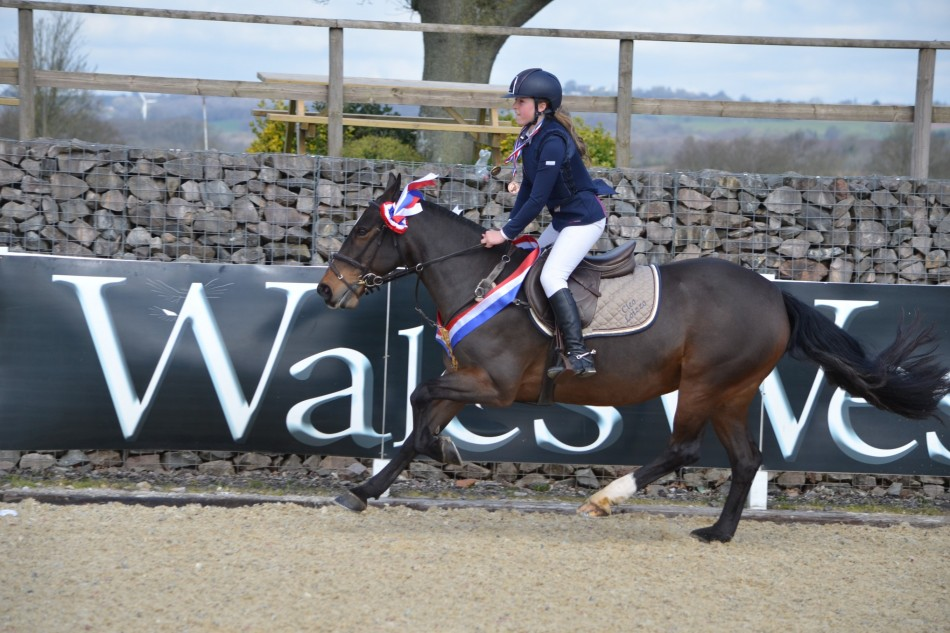 Young riders shine at Junior Winter League Finals