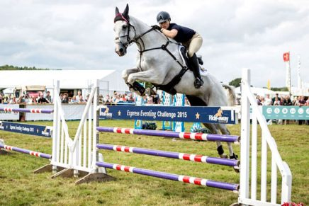 Endeavour Express Eventing