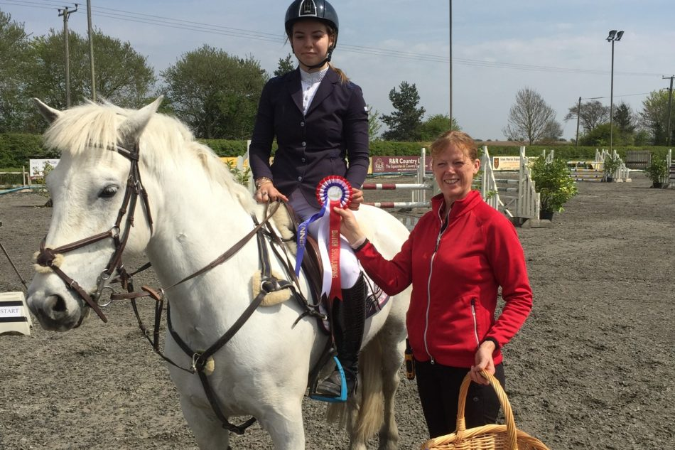 Lincolnshire's Georgie Marriott Wins First Haygain Pony Senior Discovery Second Round at Port Royal Equestrian Centre