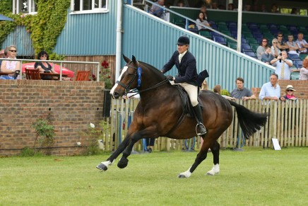 Jayne Ross photo by Julian Portch 436x291 - Perfecting Your Show Ring Gallop with Jayne Ross