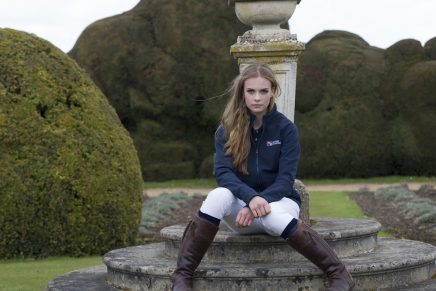 BE clothing2 436x291 - Smart British Eventing Soft Shell Jacket