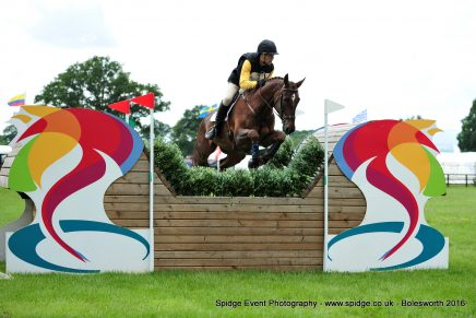 Success for Nick Gauntlett at Bolesworth International
