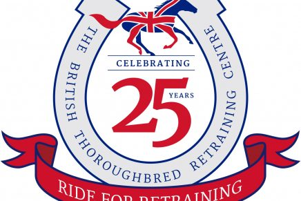 25 years roundel ride for retraining 436x291 - The British Thoroughbred Retraining Centre Open Day a Huge Success