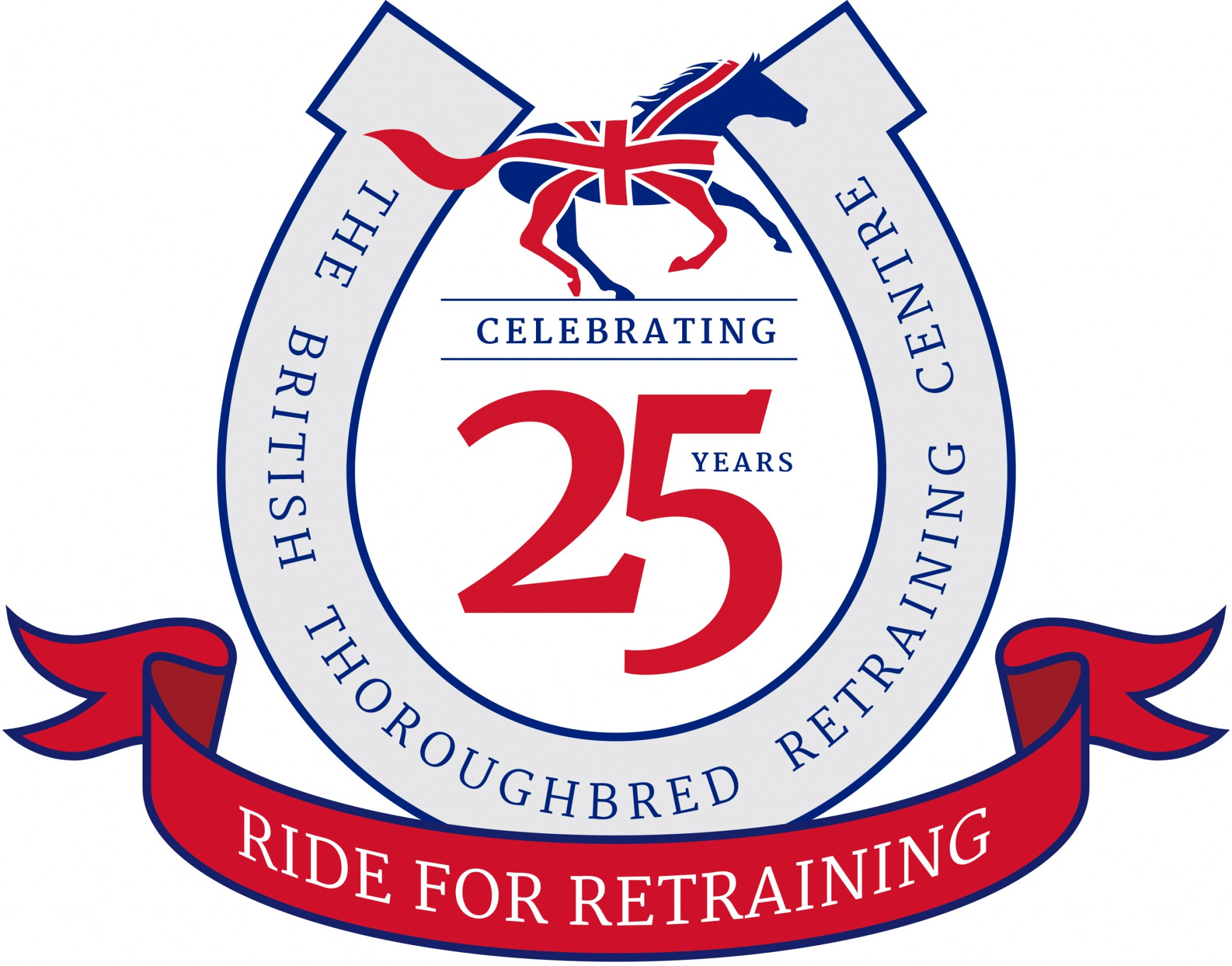 25 years roundel ride for retraining - The British Thoroughbred Retraining Centre Open Day a Huge Success